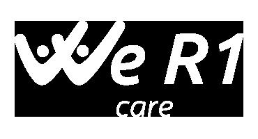 Logo We R1 Care